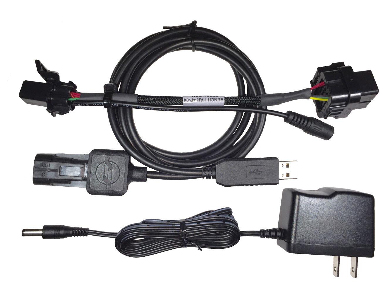2011-15 Kawasaki ZX10R Data Link Bench ECU Flashing Kit (U S )