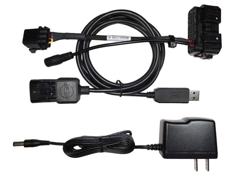 11-12 Suzuki GSXR 750 Data Link Bench ECU Flashing Kit (Intl )